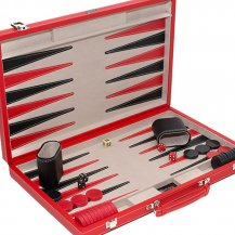 Broome Street Backgammon Set