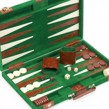 Lexington Avenue Designer Backgammon Set