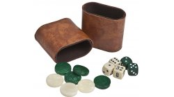 Backgammon Accessory Packages