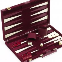 Bleecker Street Designer Backgammon Set