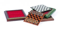 Folding Chess Sets & Magnetic