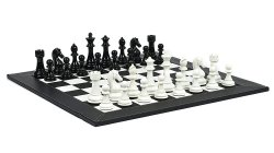 Staunton Chess Sets Acrylic