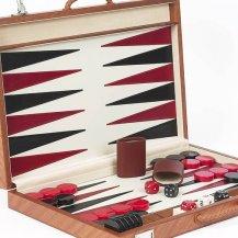Luxury Wooden Backgammon Sets : Bello Games New York, INC