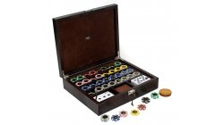 Luxury Poker Set from Italy