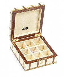 Cozzi Luxury Cufflink Box From Italy
