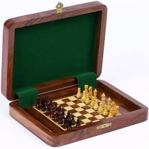 West Village Magnetic Chess Set