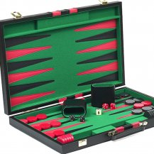 Greenwich Avenue Backgammon Set 18""
