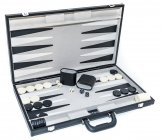 Rockefeller Plaza Deluxe Backgammon Set 21""