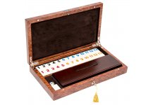 Bello Games Collezioni-Via Del Pucci Luxury Rummy Set from Italy