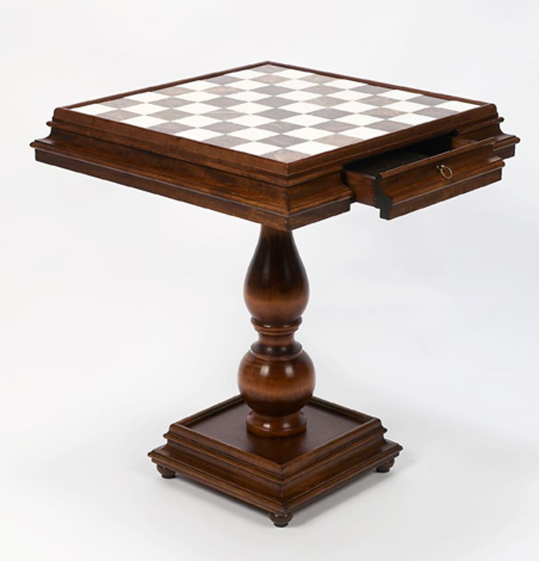 Chess-Backgammon Tables Only