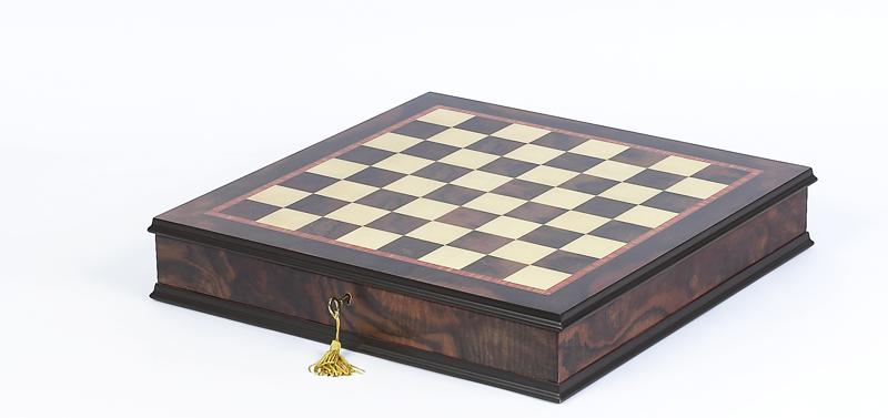 Bello Italiano Chessmen Milano Chess Board Cabinet From