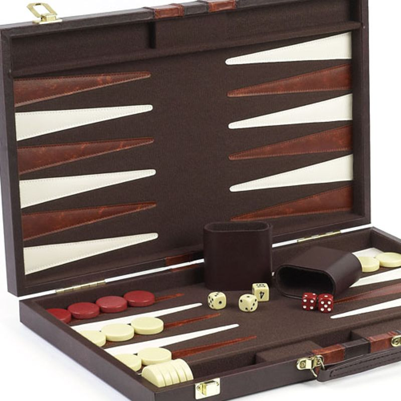 Tompkins Square Backgammon Set
