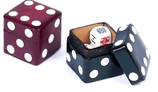 Julietta Genuine Italian Leather Dice